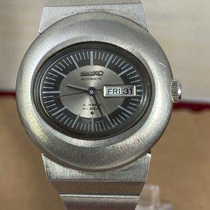 Seiko Accessories - Vintage 1960's Seiko Automatic 21 Jewels Hi-Beat